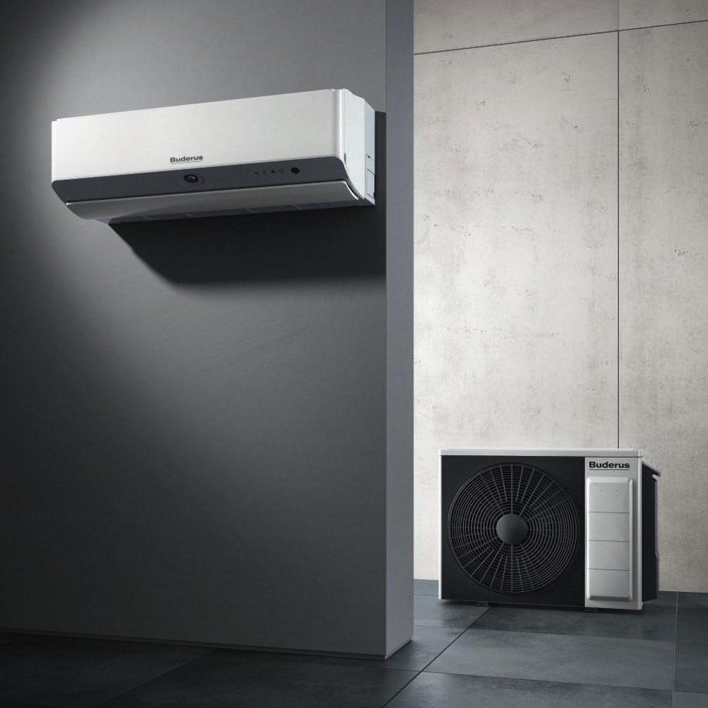 buderus-klimaanlage